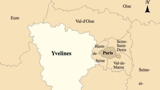 Samedi 29 septembre : Lancement des antennes des Yvelines